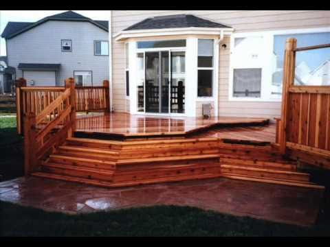 Deck Cleaning, Deck Staining, Denver and Colorado