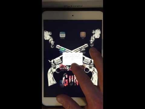 iOS 8 Cydia tweaks for the iPad lock screen Part 1