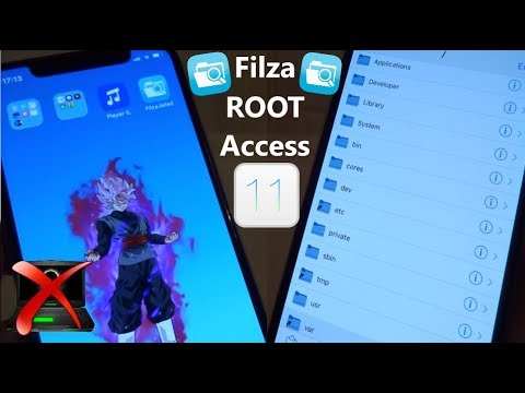NEW How To Install Filza Get ROOT Access iOS 11 - 11.1.2 NO Computer iPhone iPad iPod