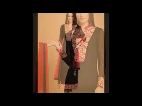 Designer Anarkali and Trouser Suits By Andaaz Fashion Malaysia