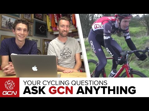 Bike Fit Essentials | Ask GCN Anything About Cycling