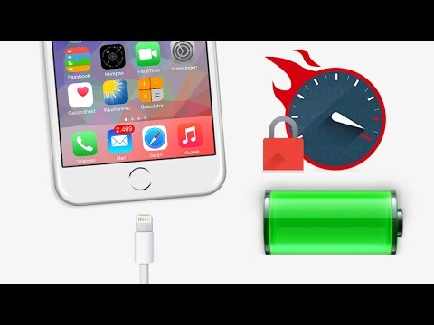 Battery and performance tips IOS 9 any IPhone 6 5s 5 4s