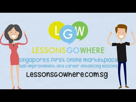 Start shopping at LessonsGoWhere!