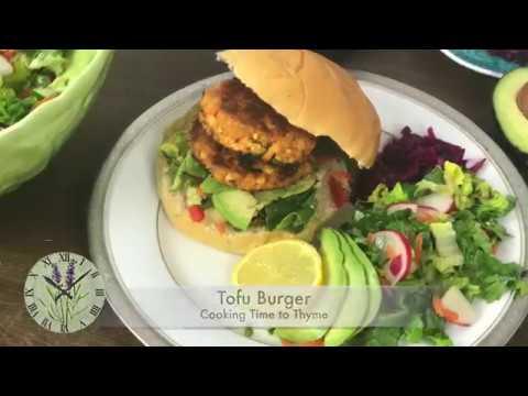 Tofu Burger