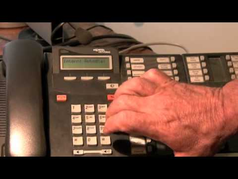 How To Program Nortel Internal Speed Dial - Los Angeles Phone Service