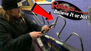 WINNING The HARDEST Game at Ripleys Believe It Or Not Atlantic City!!