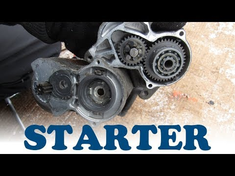 How a Car Starter Works