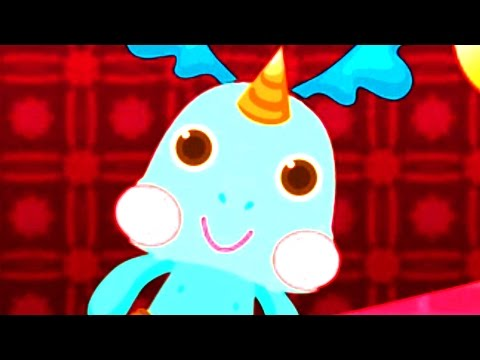 Here We Go Round The Mulberry Bush lyrics - 3D Animation Nursery Rhymes for Children