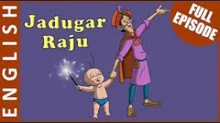 Episode 2B| Chhota Bheem - Jadugar Raju in English
