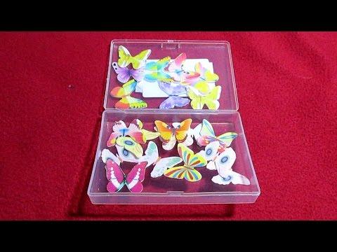 Edible Butterflies Set of 20 $14.58
