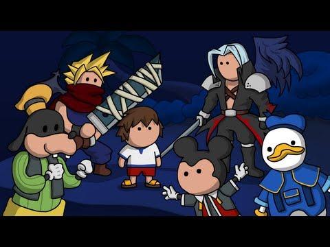 LORE - Kingdom Hearts Lore in (almost) a Minute!