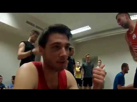 1km Test - Rowing Crew Osemka PWr