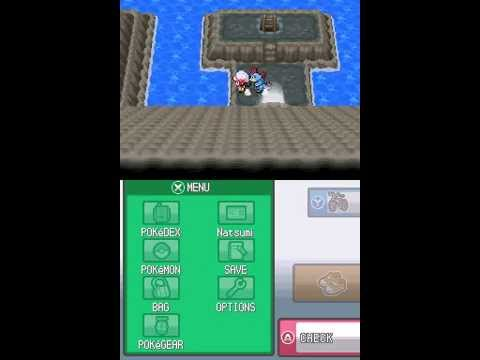 Pokemon Soul Silver/Heart Gold - How to get Tyrogue
