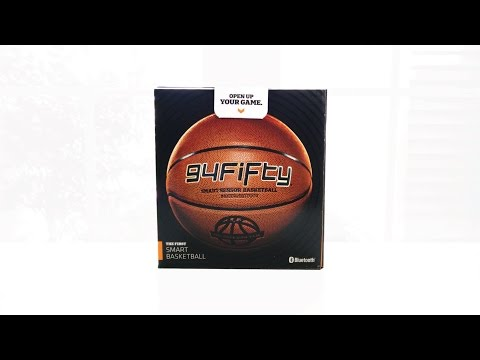 94Fifty Smart Basketball Unboxing & Review!
