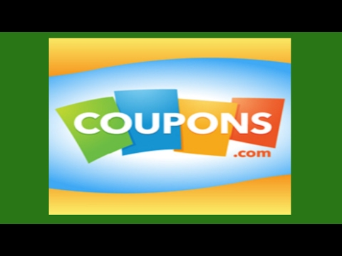 Coupons to print from Coupons.com