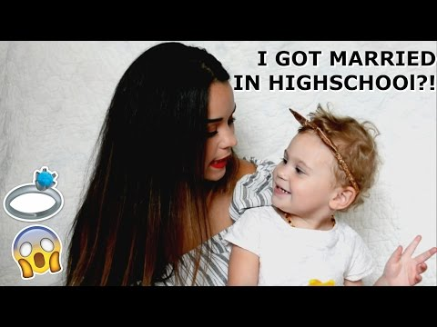 MARRIED AT 17 // MARRIAGE Q&A