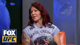 Cris Cyborg talks to UFC Tonight | INTERVIEW | UFC TONIGHT