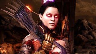 Mortal Kombat X - All Unique Revenant Interaction Dialogues