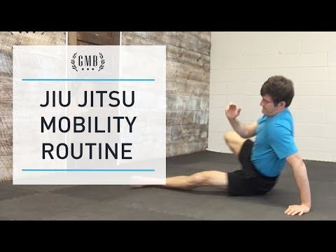 BJJ Mobility Routine - Stay injury-free for Brazilian Jiu Jitsu