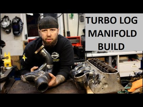 Building a turbo Log Manifold for a LS motor