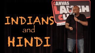 Why Do Indians Hate Hindi   Stand up Comedy by Nishant Tanwar
