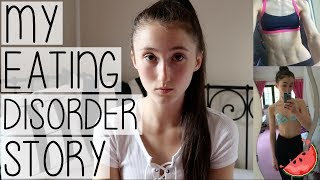 Download MY EATING DISORDER STORY (WITH PICTURES) | MY HEALTH STORY #002 | HOLLY GABRIELLE Video