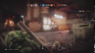 Welcome Mat Bug! (Tom Clancy