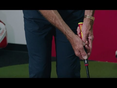 How To Grip a Putter With David Leadbetter