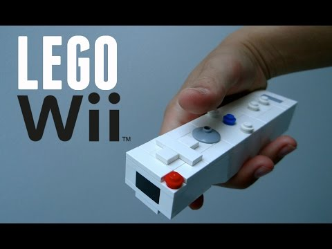 Lego Wii Remote (Life-Size)
