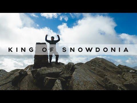 KING OF SNOWDONIA // VLOG