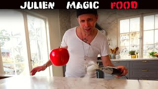 Cooking Magic Tricks - Julien Magic