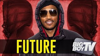 Download Future on Hndrxx Presents: The WIZRD, Finding Love & A Lot More!