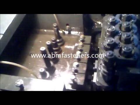 Nut Making Machine - Nut Former