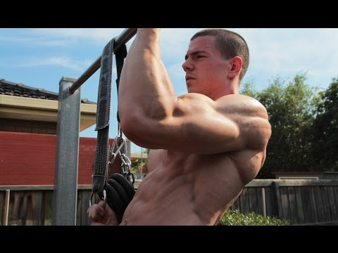 Learn How to do a One Arm Chinup (Tutorial)