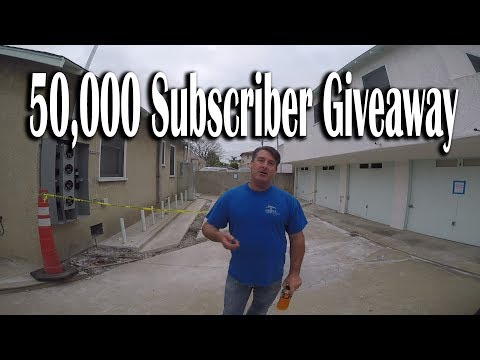 50,000 Subscriber Giveaway (Enter for your Chance to WIN!)