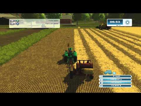 farming simulator 2013 xbox 360  episode 1 lets play