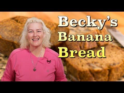 Becky's Banana Bread