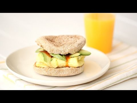 Classic Egg and Avocado Sandwich