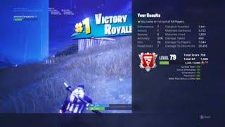 Fortnite Season 6 Solo 20 Kill Win Fortnite Battle Royale Update