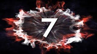 COUNTDOWN EXPLOSION ShockWave ( v 202 ) TIMER with Sound Effects 4K