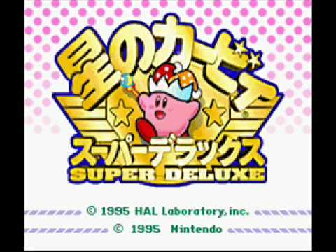 Kirby Super Star music:Milky Way Wishes Credits