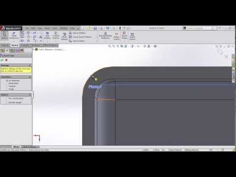 Solidworks - Shell and Draft