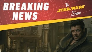 New Star Wars: The Last Jedi Characters and City Revealed