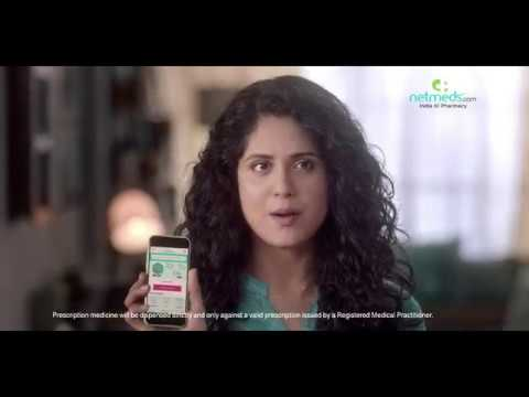 Netmeds.com - Get 100% Cashback on all Your Medicine Purchases