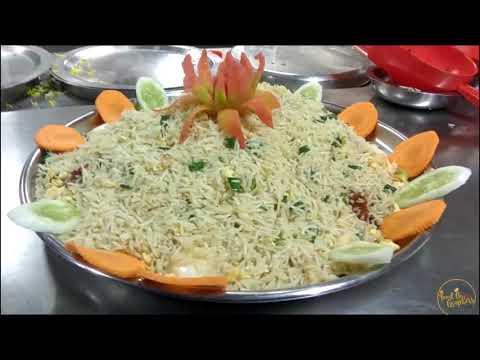 Kabsa | Arabian Chicken Kabsa | Mumbai Darbaar Kabsa | Arabian Dish.