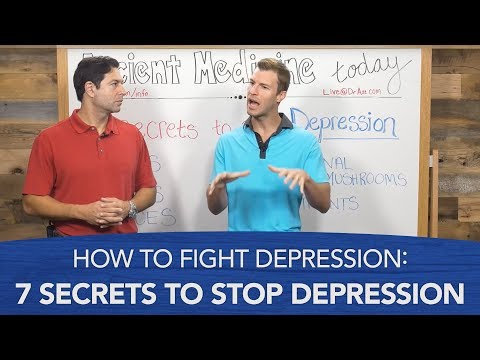 How to Fight Depression: 7 Secrets to Stop Depression