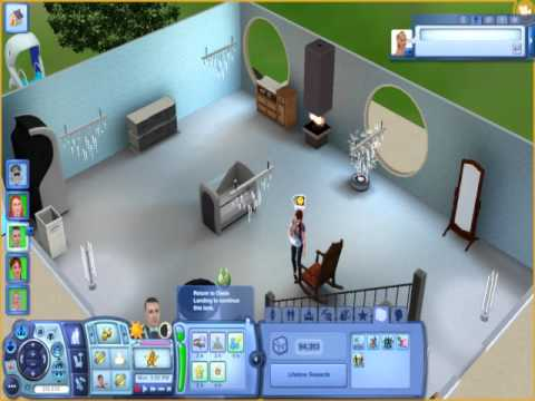 Sims 3 Lifetime Happiness Points Cheat - How I do it
