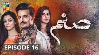 Sanam Episode 16 HUM TV Drama
