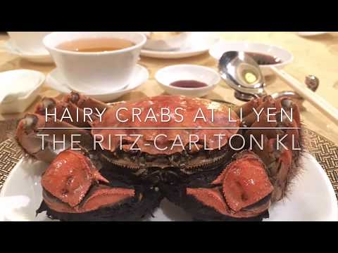 How to dissect a Hairy Crab
