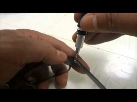 How To Tighten Eyeglasses-Loose Or Wobbly Arm